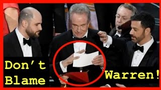 oscars mistake best picture envelope mix up here s what actually happened proof