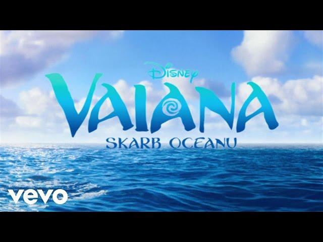 """Natalia Nykiel - Pół kroku stąd (piosenka z filmu """"Vaiana: skarb oceanu"""