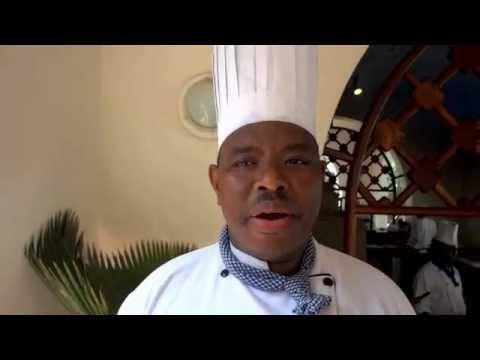 Chef Sewa African Cook