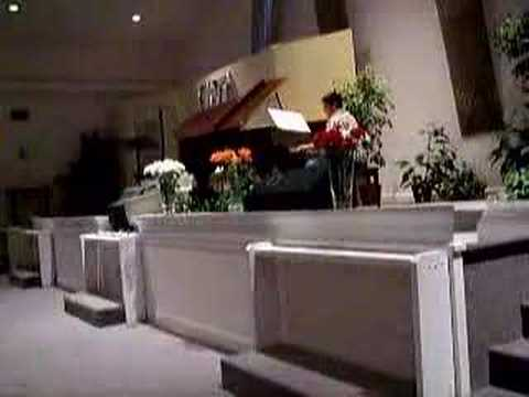 Ryan Winters Piano Recital 2007