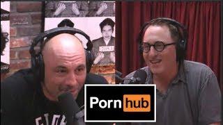 Joe Rogan & Jon Ronson Explain the Origins of PornHub