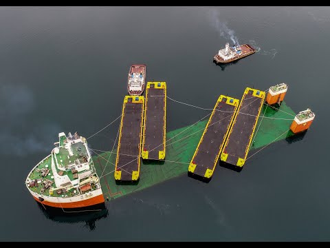 New double-hulled barges join Marine Transportation Services fleet
