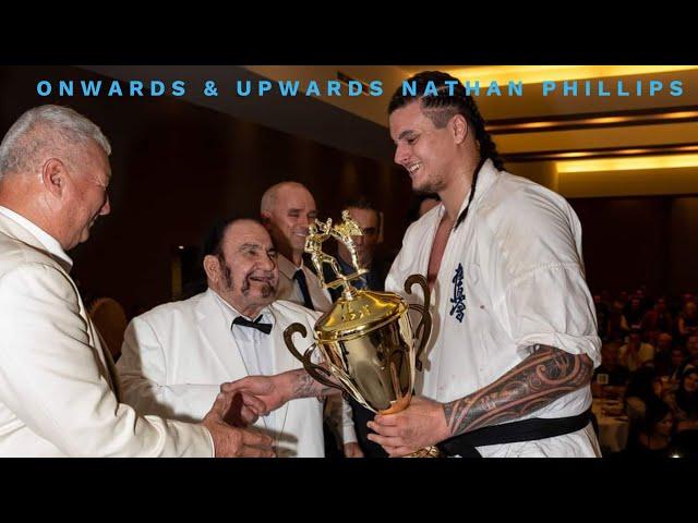 EP #62 Sempai Nathan Phillips - Kyokushin Karate Full Contact Fighter - 8 Man Eliminator Champion