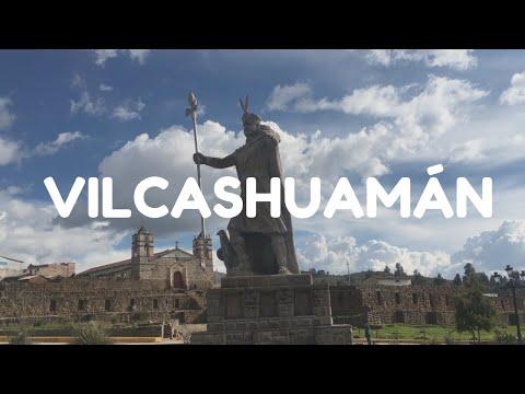 Vilcashuamán: Tierra inca