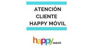 ►TELEFONO 👻👻👻 Aención cliente Happy móvil