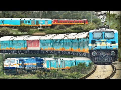 The Raise of Humsafar Express Trains | Indian Railways