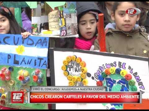 Carteles Creados Por Niños A Favor Del Medio Ambiente