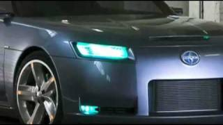 Scion Fuse Concept Videos