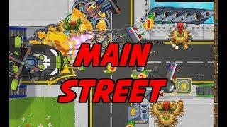 WORLD RECORD SPEED RUN - Main Street Impoppable