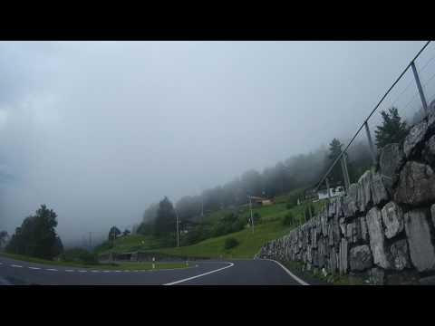 Grindelwald to lauterbrunnen switzerland part 1