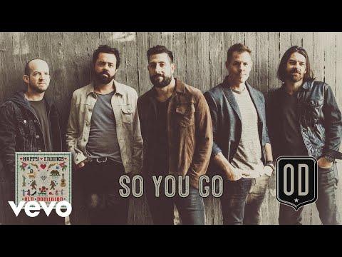 Old Dominion - So You Go (Audio)