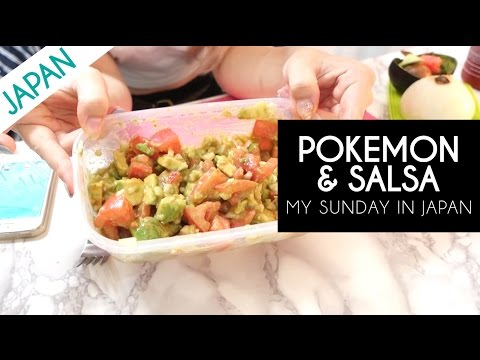POKEMON HUNTING PLUS HEALTHY COOKING