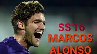 [FIFA ONLINE 3] MARCOS ALONSO Season 16 - Chàng cù lần hóa vị thần áo xanh.