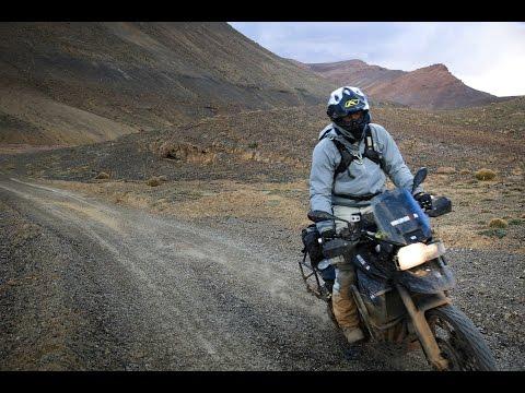 Explore360 - Morocco - High Atlas - Adventure offroad motorcycle tour
