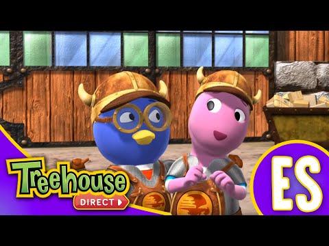 Los Backyardigans Dibujos Animados: 64-66 Episodios Para Niños - Compilación De 70 Mins