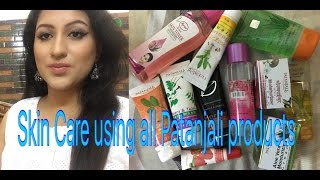 Affordable Winter Skin Care Routine ft. Patanjali Skin Care GIVEAWAY OPEN