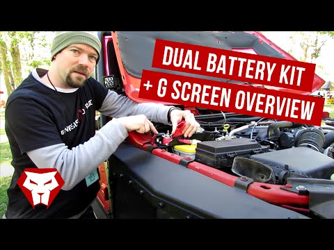 Genesis Offroad At Overland Expo East 2017 Dual Battery Kit And G Screen Overview