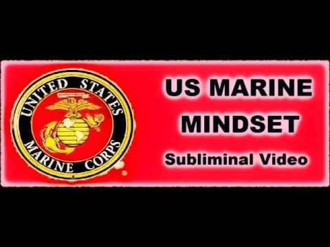 How To Develop A Marine Mindset - Emotional Toughness & Resiliency Recording