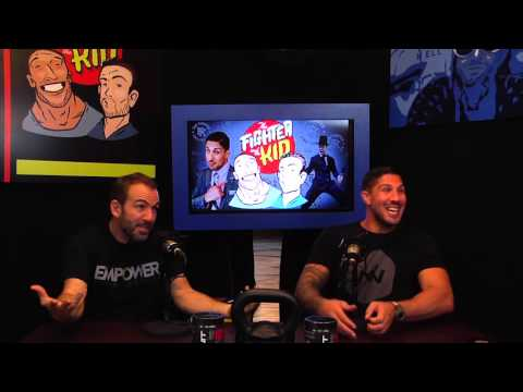 The Fighter and The Kid - Brendan and Bryan are on fire