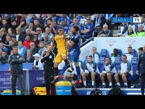 HIGHLIGHTS: LEICESTER CITY 2 BRIGHTON & HOVE ALBION 0