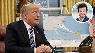 Hurrikan Florence: Trump lobt sich und sein Krisenmanagement zum Himmel