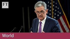 Jay Powell says US interest rates are nearing neutral