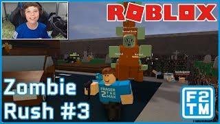 Zombie Rush #3 - Roblox