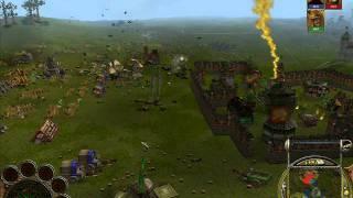 Warrior Kings Battles Gameplay