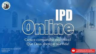 Estudo Biblico  - 06/08/2020 - Salmo 64 - Rev Anatote Lopes da Silva