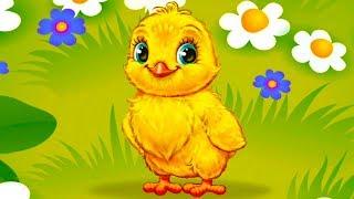 УЧИМ ПТИЦ С ДЕТЬМИ. Мультфильмы для детей. Учим птичек