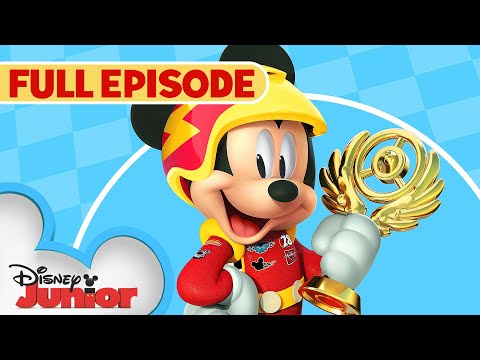 Goofy Gas!  Little Big Ape  Full Episode  Mickey and the Roadster Racers  Disney Junior