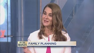 Melinda Gates on women empowerment