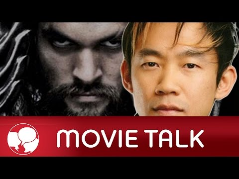 AMC Movie Talk - James Wan To Direct AQUAMAN, Sam Jackson Not Appearing In CIVIL WAR?