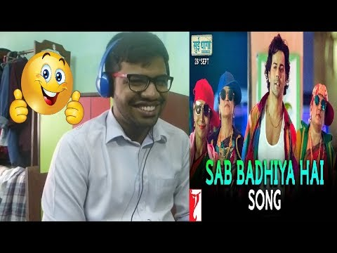 Sab Badhiya Hai Song|Sui Dhaaga - Made In India|Varun Dhawan|Sukhwinder Singh|Reaction & Thoughts