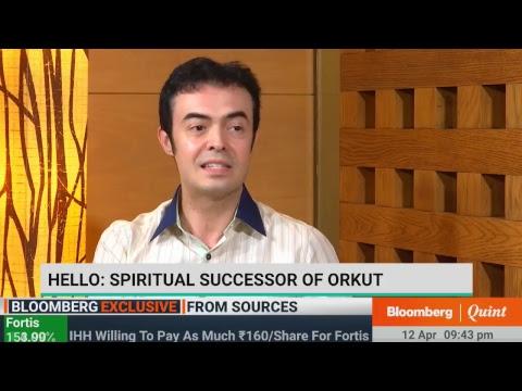 In Conversation With Orkut Büyükkökten