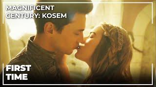 Anastasia Kissed Sultan Ahmed | Magnificent Century: Kosem