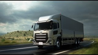UD Trucks – 新型Quon(クオン): 新型Quon(クオン)登場 (Full)