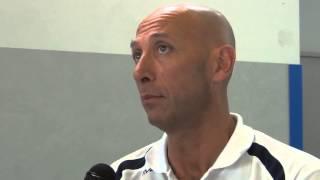 30-06-2014: tdrvolley2014, intervista a Emilio Di Bacco tecnico dell'Abruzzo femminile
