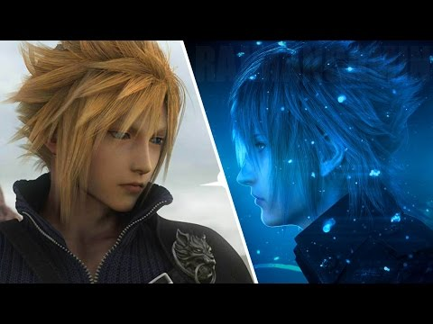 Final Fantasy VII to Final Fantasy XV Trailers @ 1080p HD ✔ Final Fantasy 15