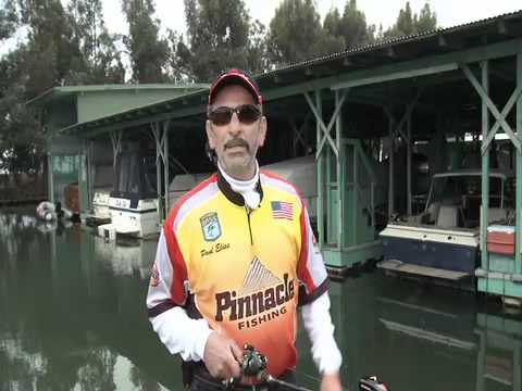 Tips On Crankbait Fishing From The Master, BASS Pro Paul Elias