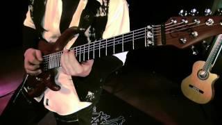 Mathieu Spaeter guitar solo - Ksiz Nerve of War teaser 3