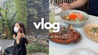 (eng) vlog: 직장인 브이로그 / 여의도 직장인…
