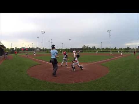 Elizabethtown Pool Play Stiks vs Indiana Astros Part 1