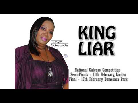 Dawn Lady D Edwards - KING LIAR