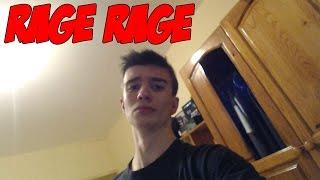 My Biggest RAGE EVER - Broke My Room - CS: GO Rage Case Opening - Crazy Reaction
