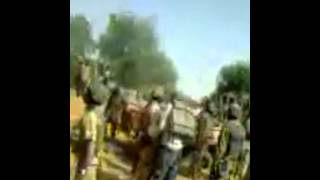EXCLUSIVE VIDEO: Nigerian Army Re-Takes Giwa Barracks Boko Haram had invaded in Maiduguri.