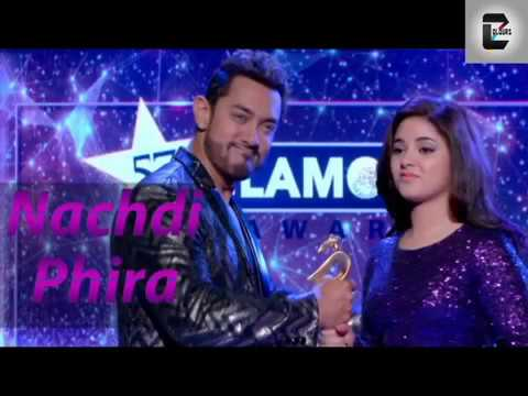 Nachdi Phira Song - Secret Superstar - | Meghna Mishra | (Lyrics Video)