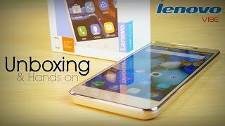 Lenovo VIBE K5 PLUS Unboxing & Hands on REVIEW (Indian Retail Unit)
