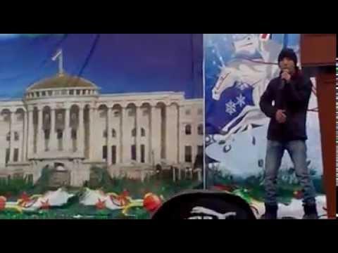 Download Rapper from Tajikistan! ShuLaN!