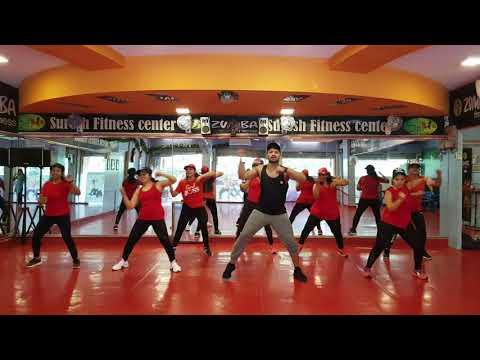 Gali Gali Mein Phirta Hai -  Zumba & BollyBeats Workout By SFC TM